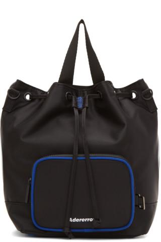 아더 에러 피넛 버킷백 - 블랙 ADER error Black Peanut Bucket Bag