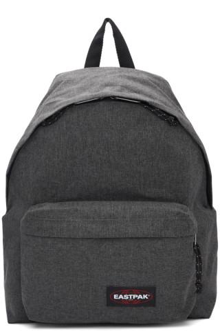 이스트팩 Eastpak Grey Padded Pakr Backpack