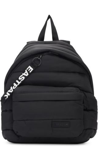 이스트팩 Eastpak Black Lab Puffed Padded Pakr Backpack