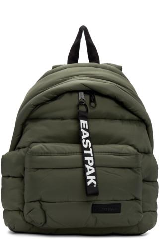 이스트팩 Eastpak Khaki Lab Puffed Padded Pakr Backpack