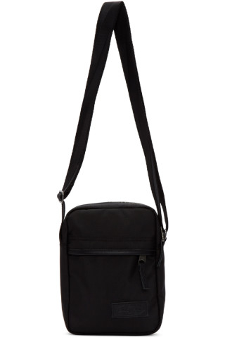 이스트팩 Eastpak Black The One Constructed Messenger Bag