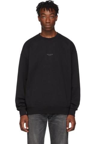 아크네 스튜디오 Acne Studios Black Femke Sweatshirt