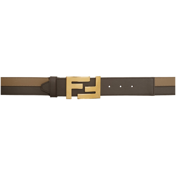 Brown Forever Fendi Belt