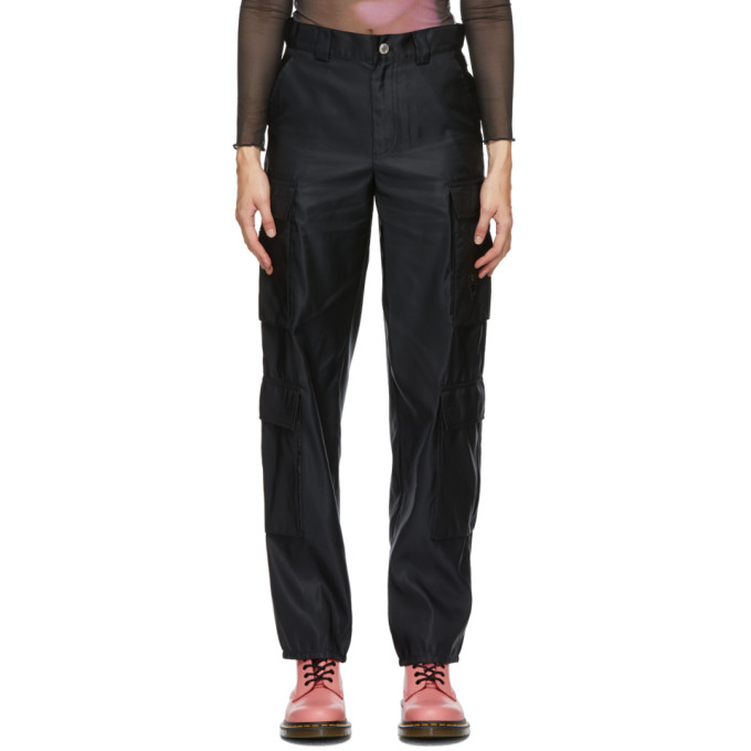 Black Heaven by Marc Jacobs Pocket Trousers