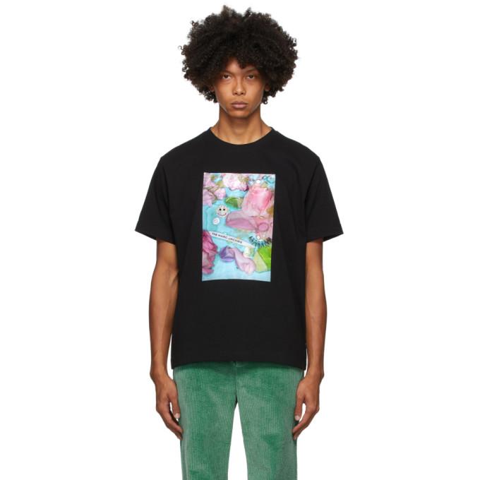 Marc Jacobs Black Maisie Cousins Edition T-Shirt