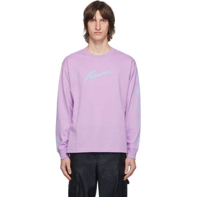 Purple Heaven by Marc Jacobs Crazy Daisy Long Sleeve T-Shirt