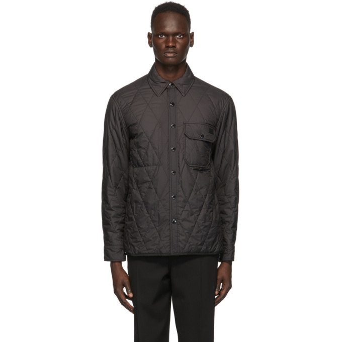 Burberry Reversible Black Cresswell Jacket
