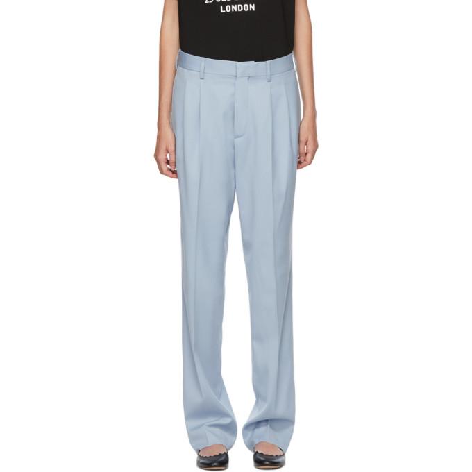 Stella McCartney Blue Holden Trousers
