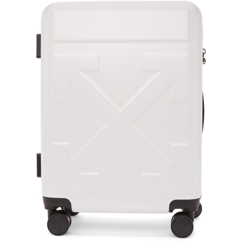 ホワイト アロー スーツケース