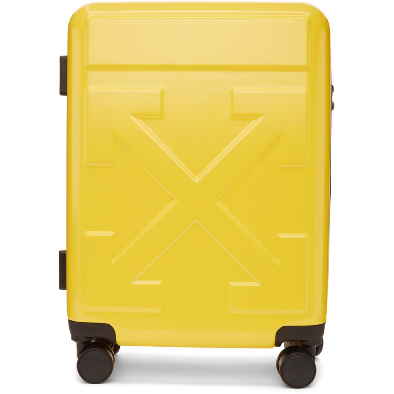 イエロー アロー スーツケース