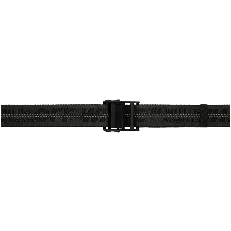 ブラック インダストリアル ベルト