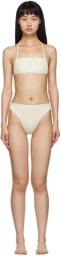 Rudi Gernreich Off-White 'The Original Thong' Bikini