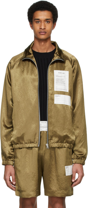Bronze Warm Up Jacket