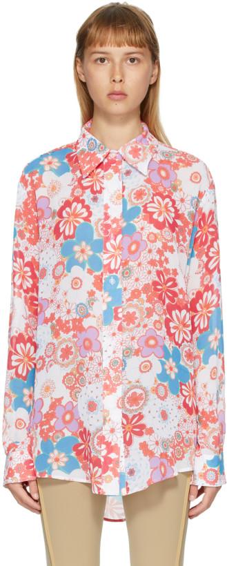 Collina Strada Multicolor Convention Shirt