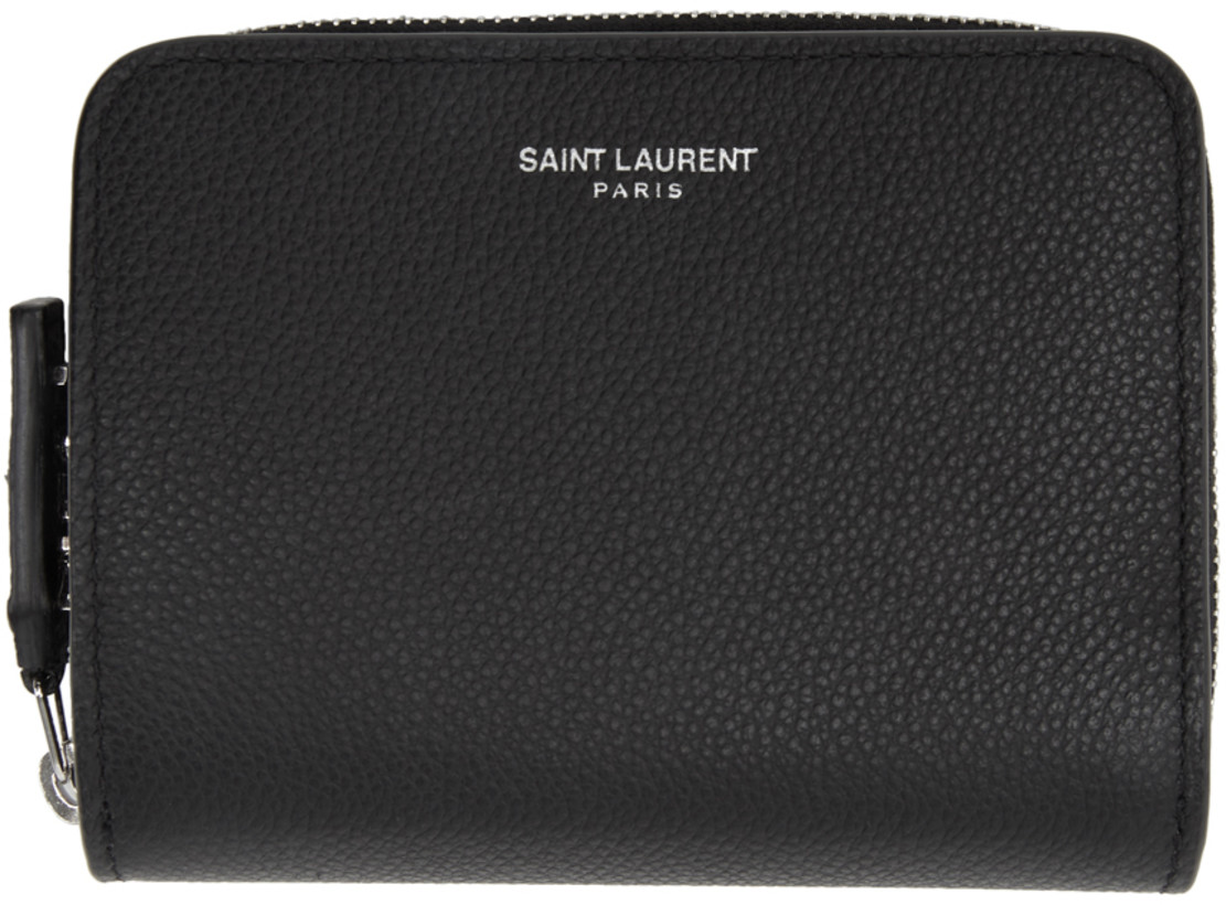 saint laurent small wallet