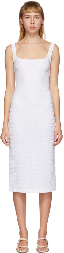 Maryam Nassir Zadeh White Tube Dress