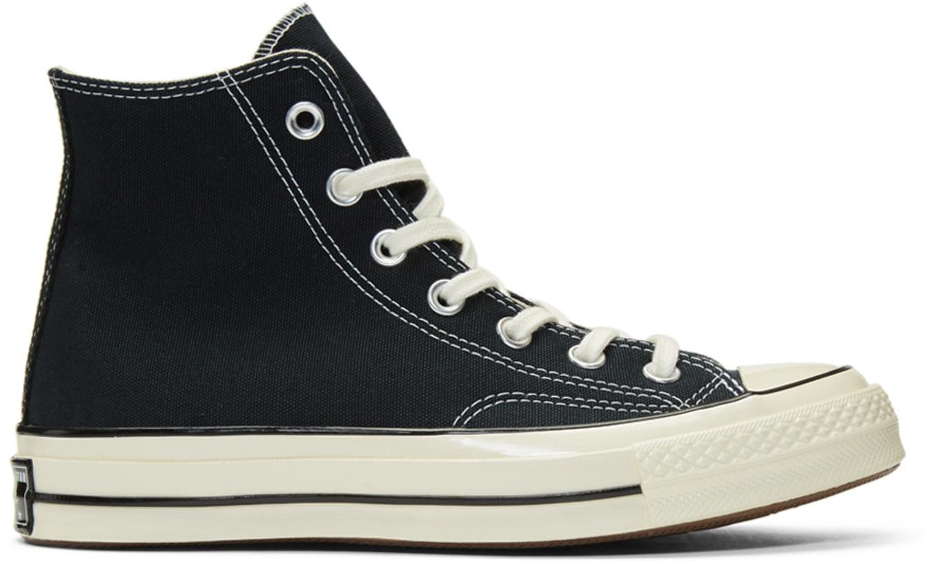 Converse ブラック Chuck 70 ハイ スニーカー メンズ ¥10631.8 JPY