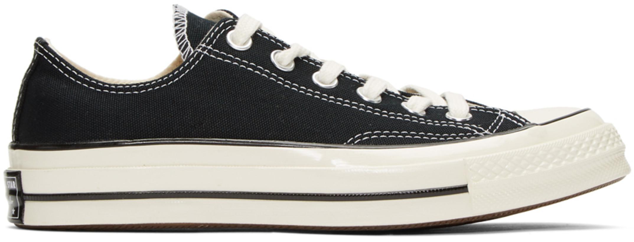 Converse ブラック Chuck 70 ロー スニーカー メンズ ¥8904 JPY