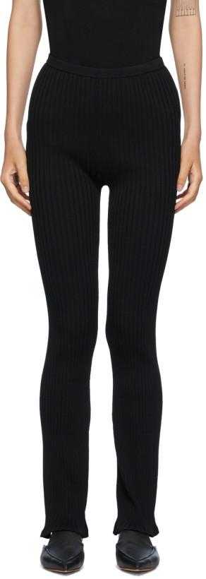 Totême Black Ry Lounge Pants