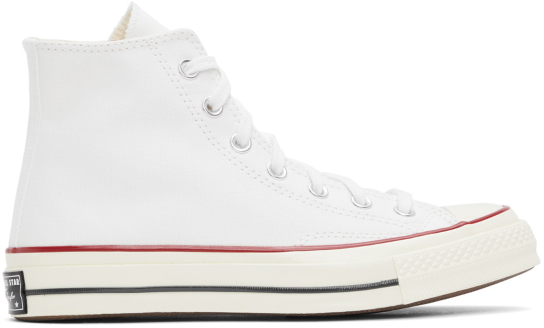 Converse ホワイト Chuck 70 ハイ スニーカー メンズ ¥10500 JPY