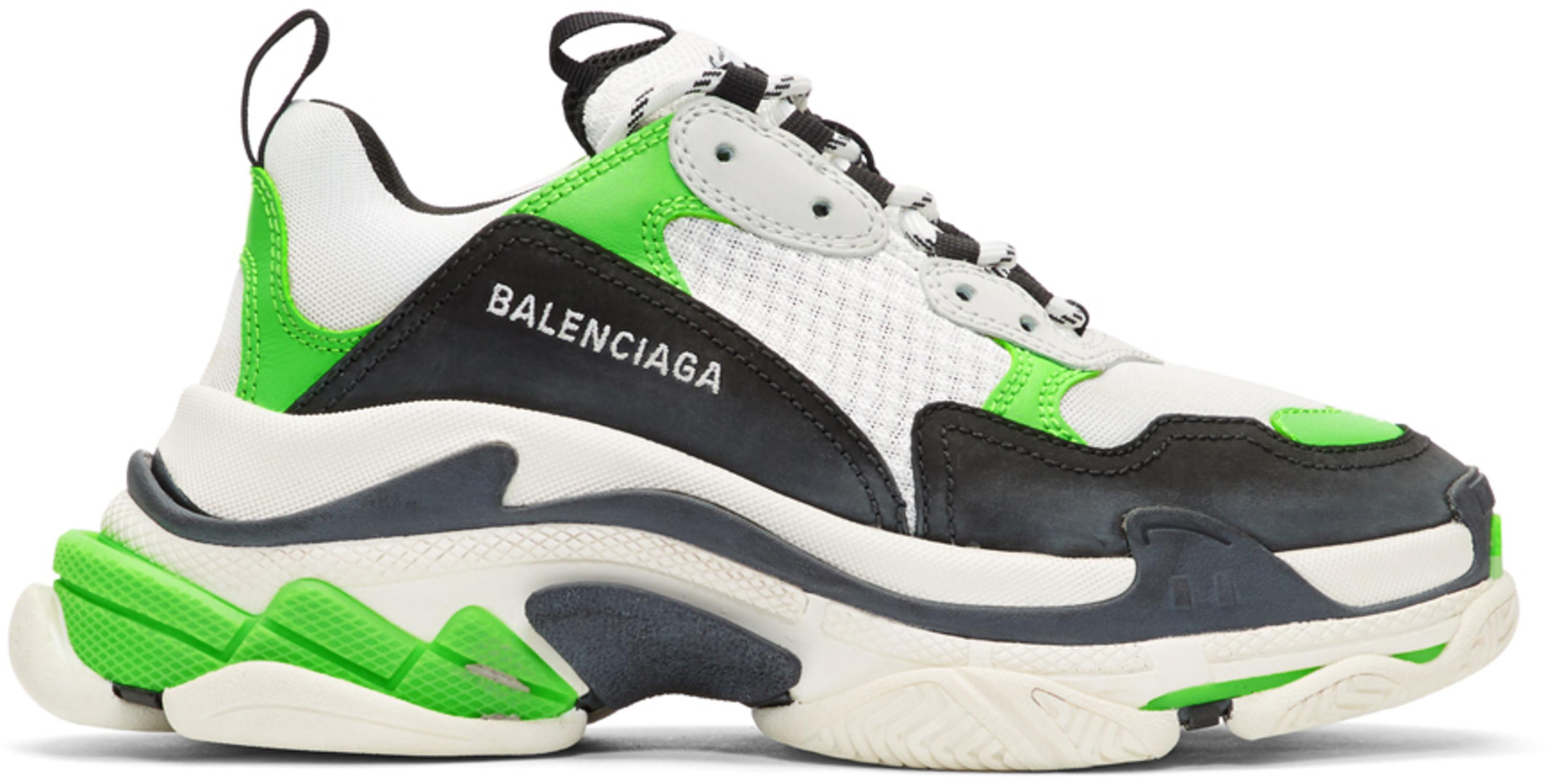 Balenciaga トリプルS トレーナー