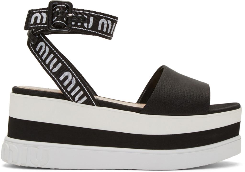 Chaussures Miu Ssense Femmes France Pour FFfwOq0