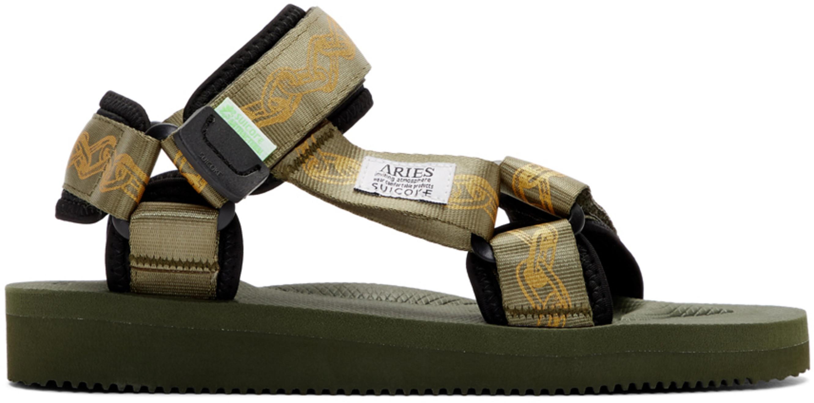 Sandals Depa Suicoke Green Edition Cab qVSUpzM