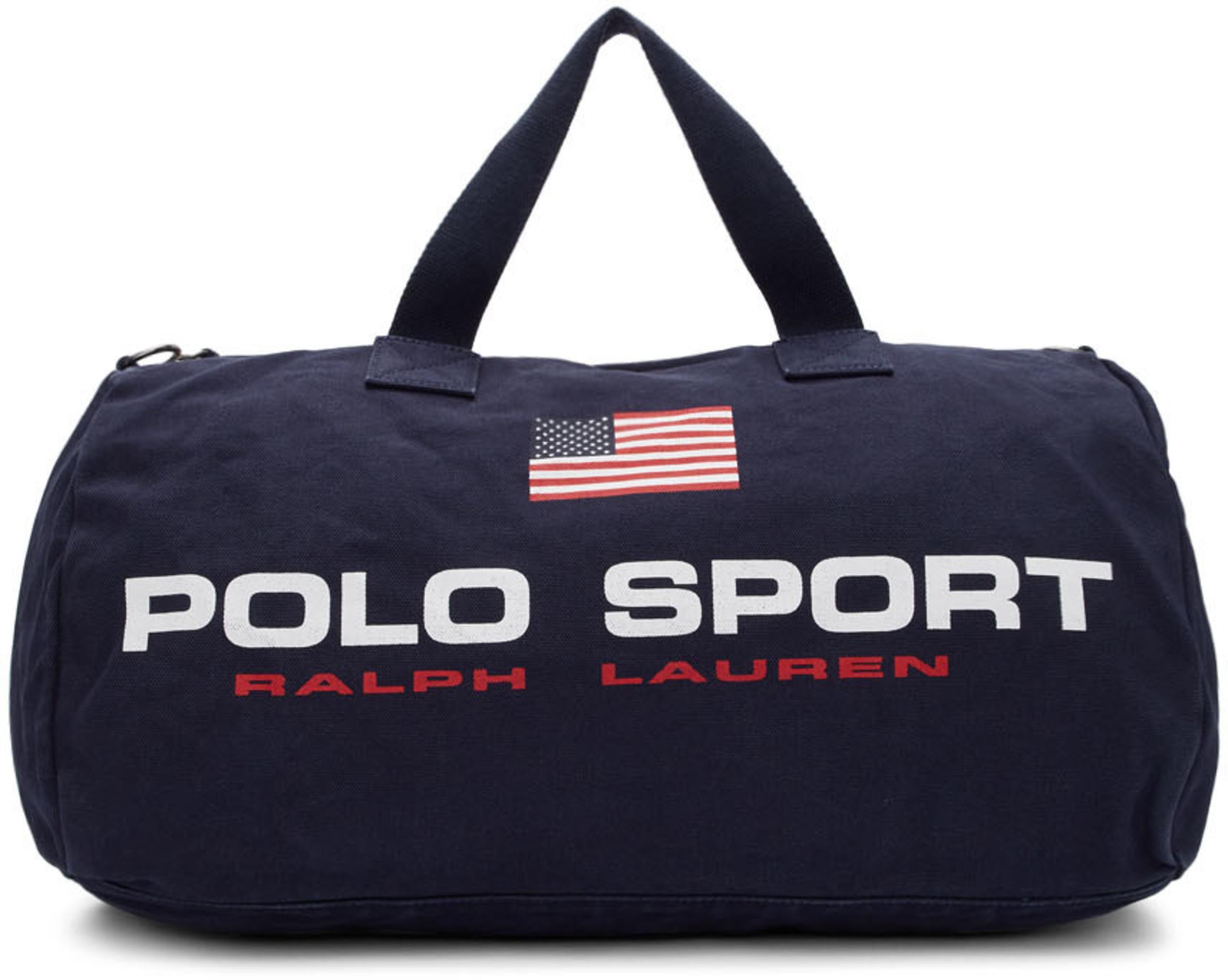 Toile 'polo Sport' Marine Bleu En Sac kuXPZi