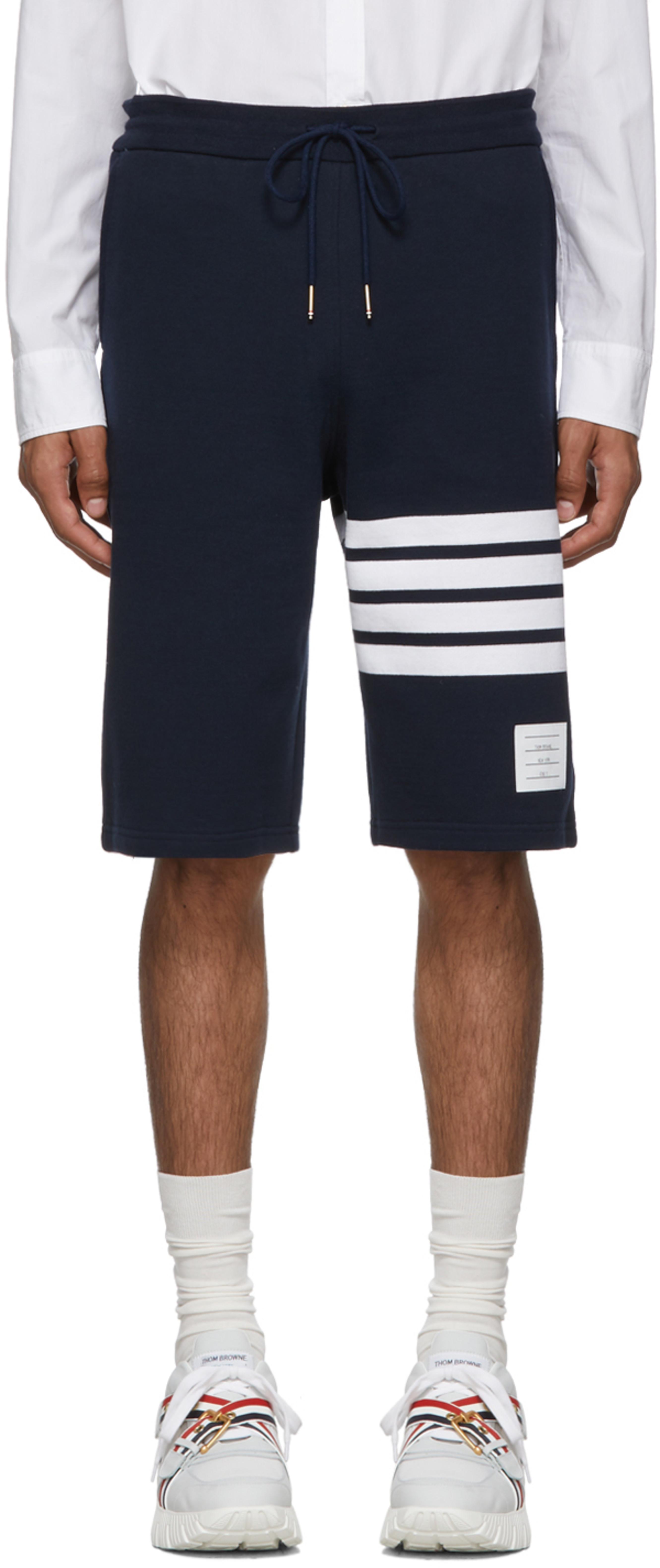 De 4 Survêtement Classic Short Bleu Marine Bar rCodxBe