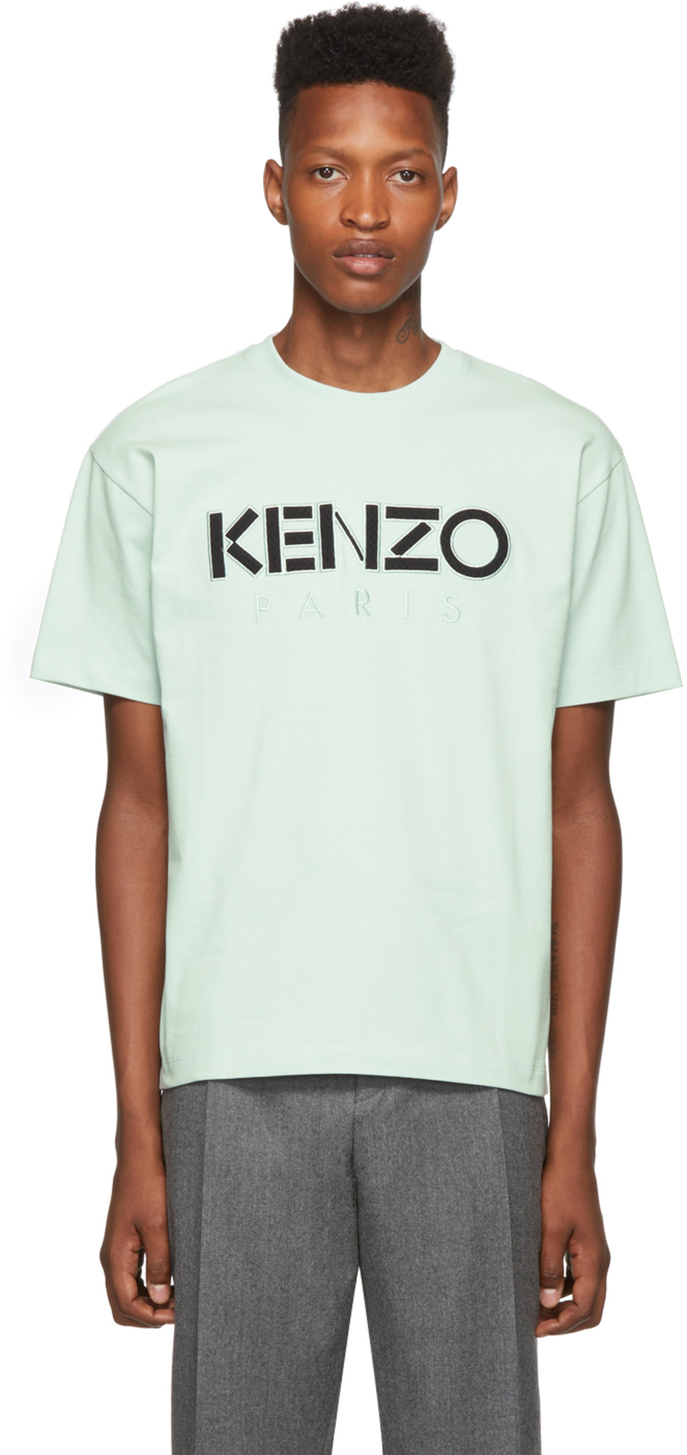 Skate Jersey Shirt Vert T De En Coton SUzVMp