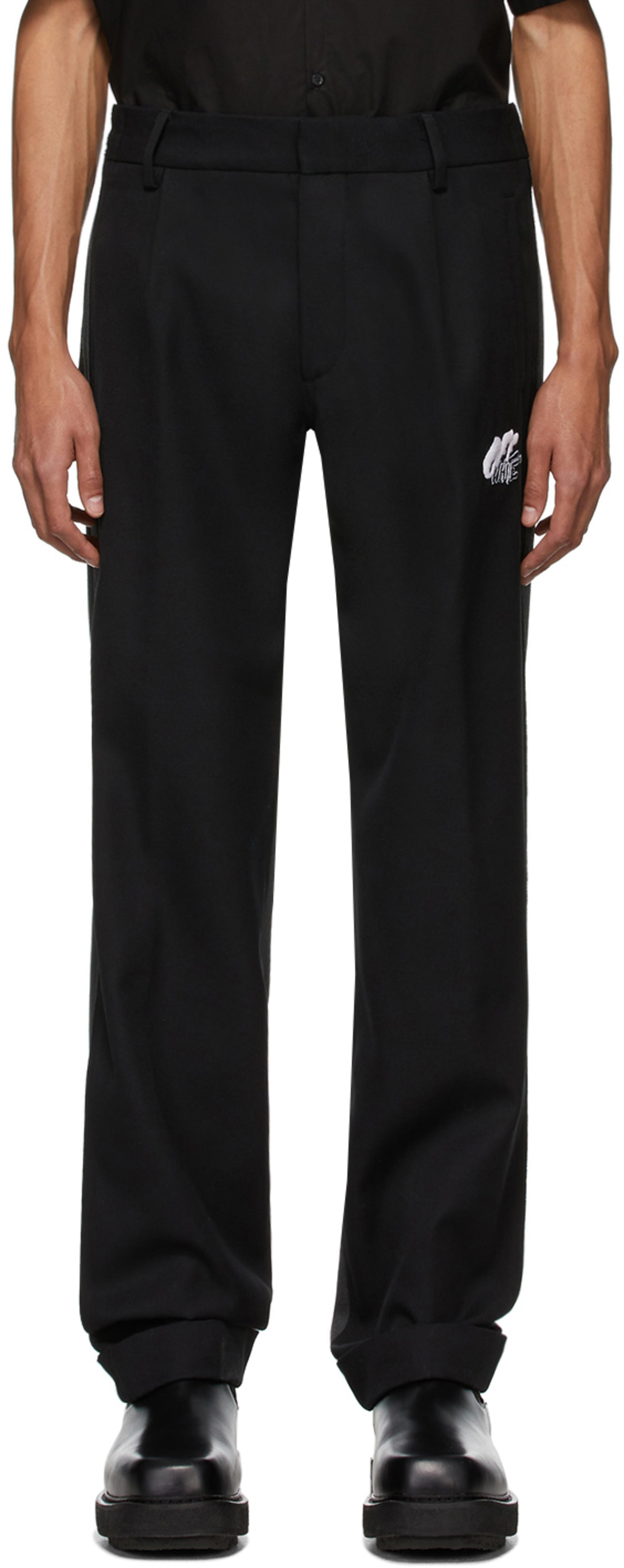 Chinos Noir Reconstructed Pantalon Et Gris q4R3Aj5Lc