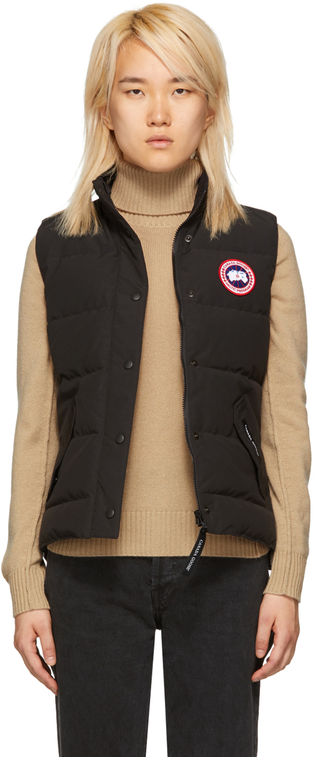 b13ecca1f4f Canada Goose for Women FW19 Collection | SSENSE