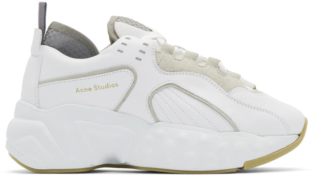 052956ac636 White Manhattan Sneakers