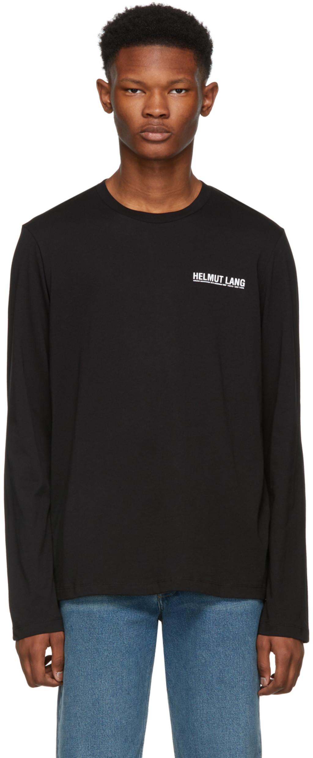 2e4b3b7a Helmut Lang t-shirts for Men   SSENSE