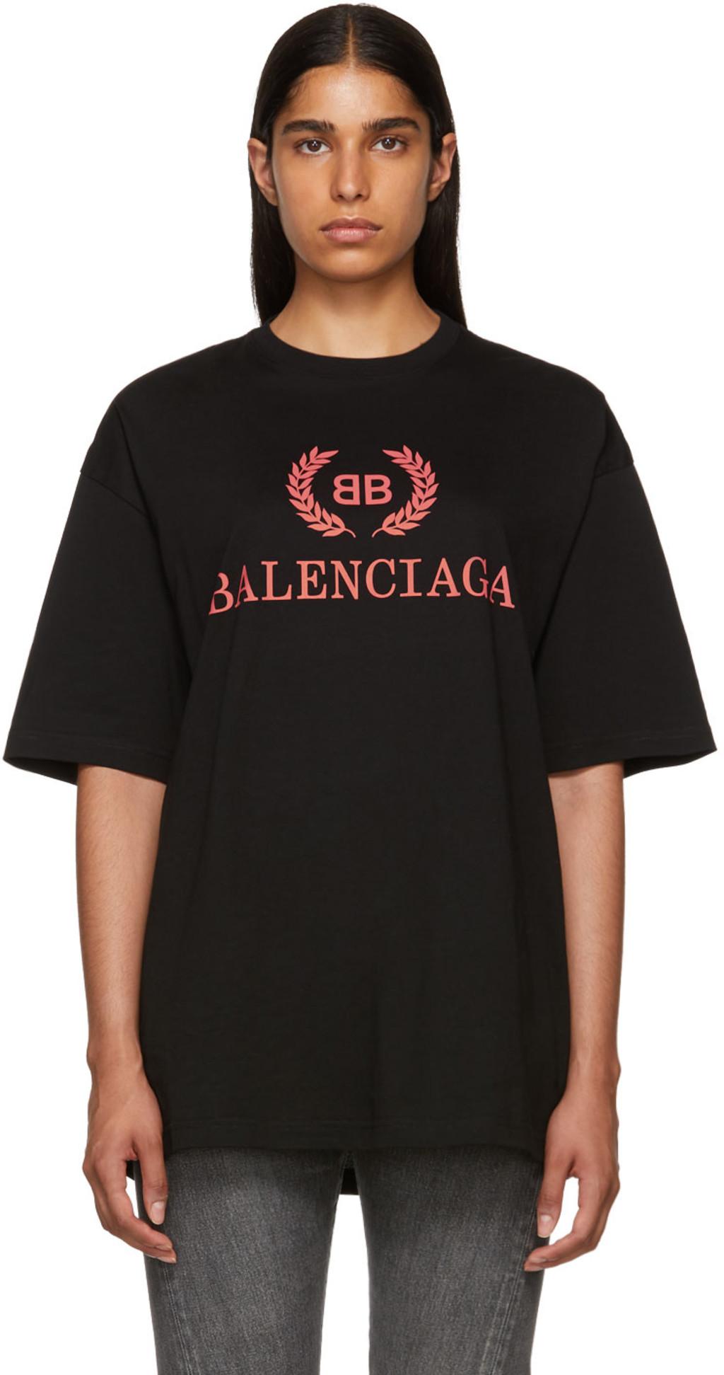 c1a14e11 Balenciaga t-shirts for Women | SSENSE