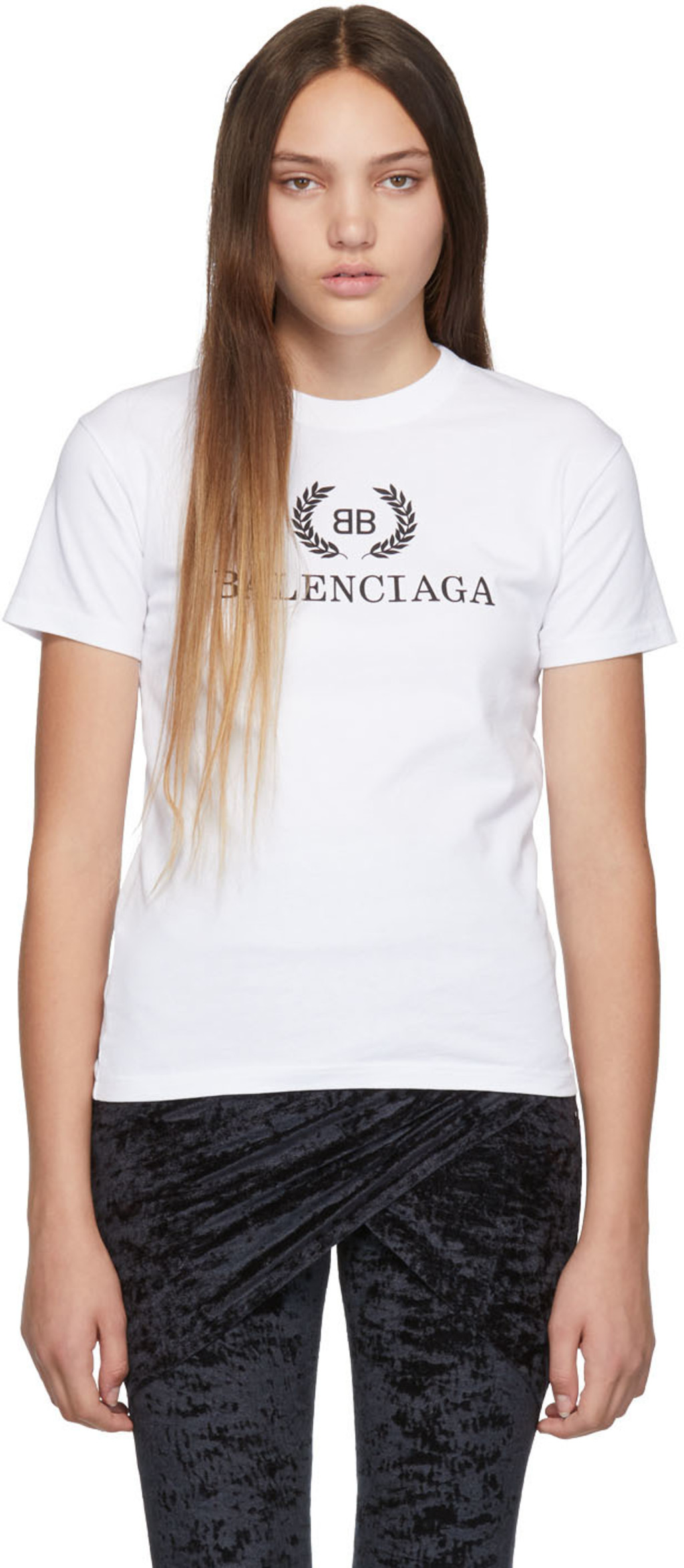 807e7a301 Balenciaga t-shirts for Women | SSENSE