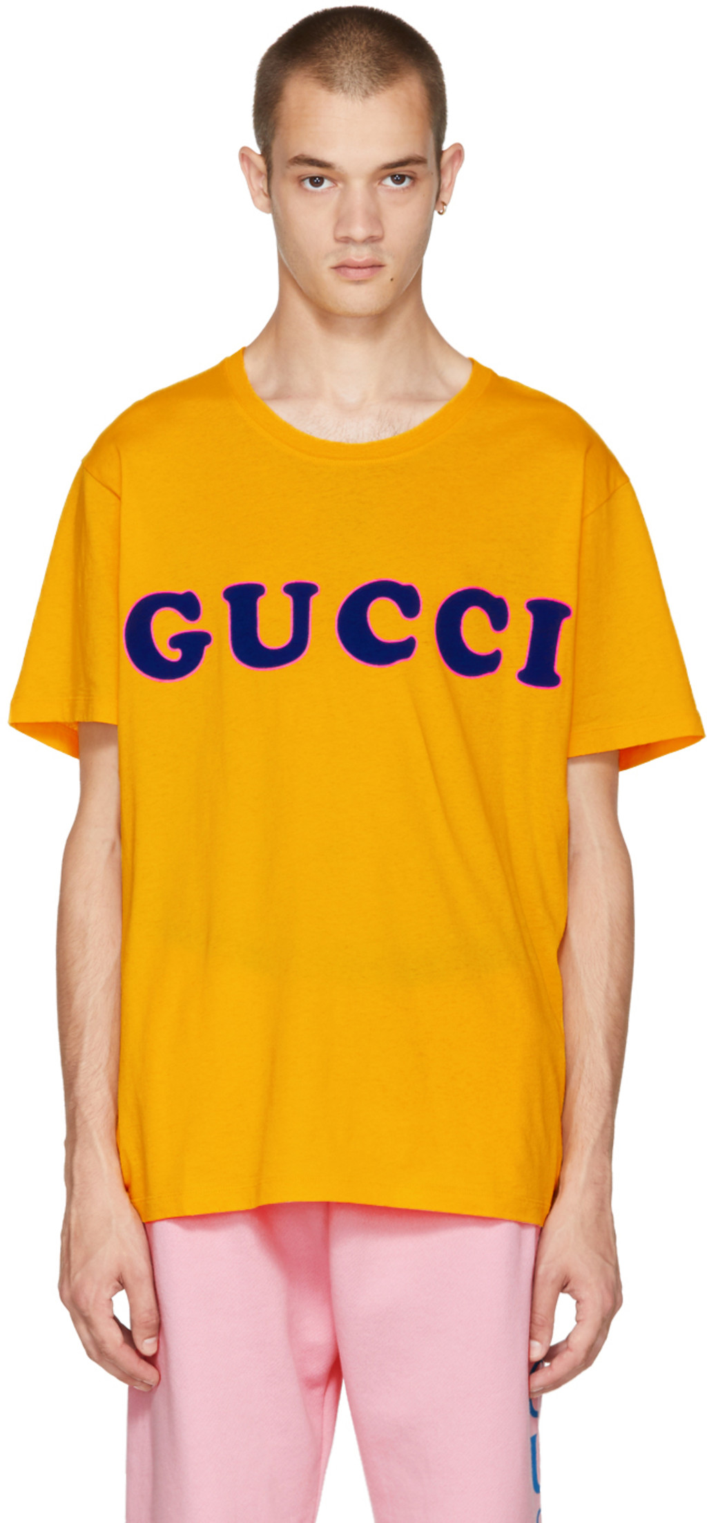 d2cf4036e Gucci t-shirts for Men | SSENSE