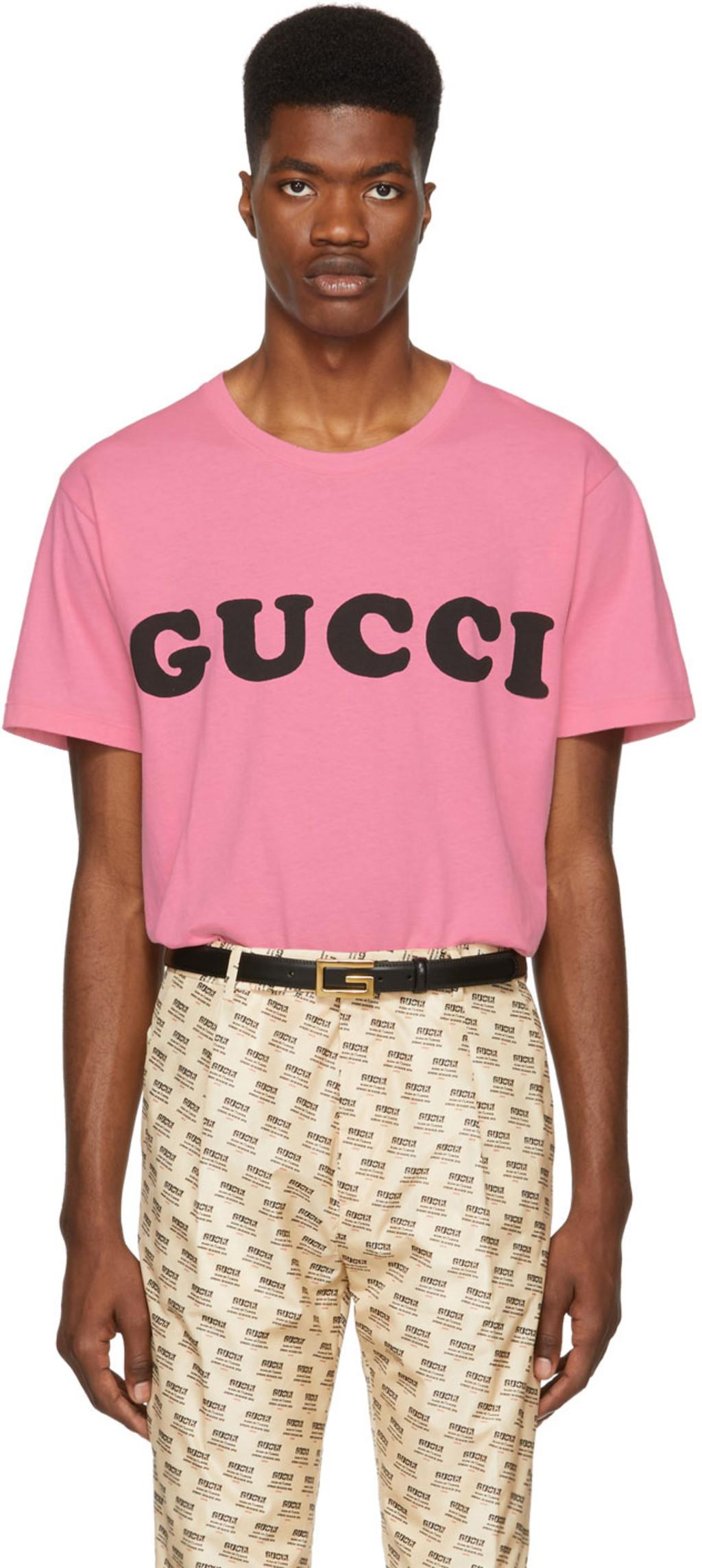 1c99bca90 Gucci t-shirts for Men | SSENSE UK