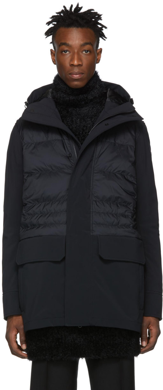 b3104fd384c Black Down 'Black Label' Breton Jacket