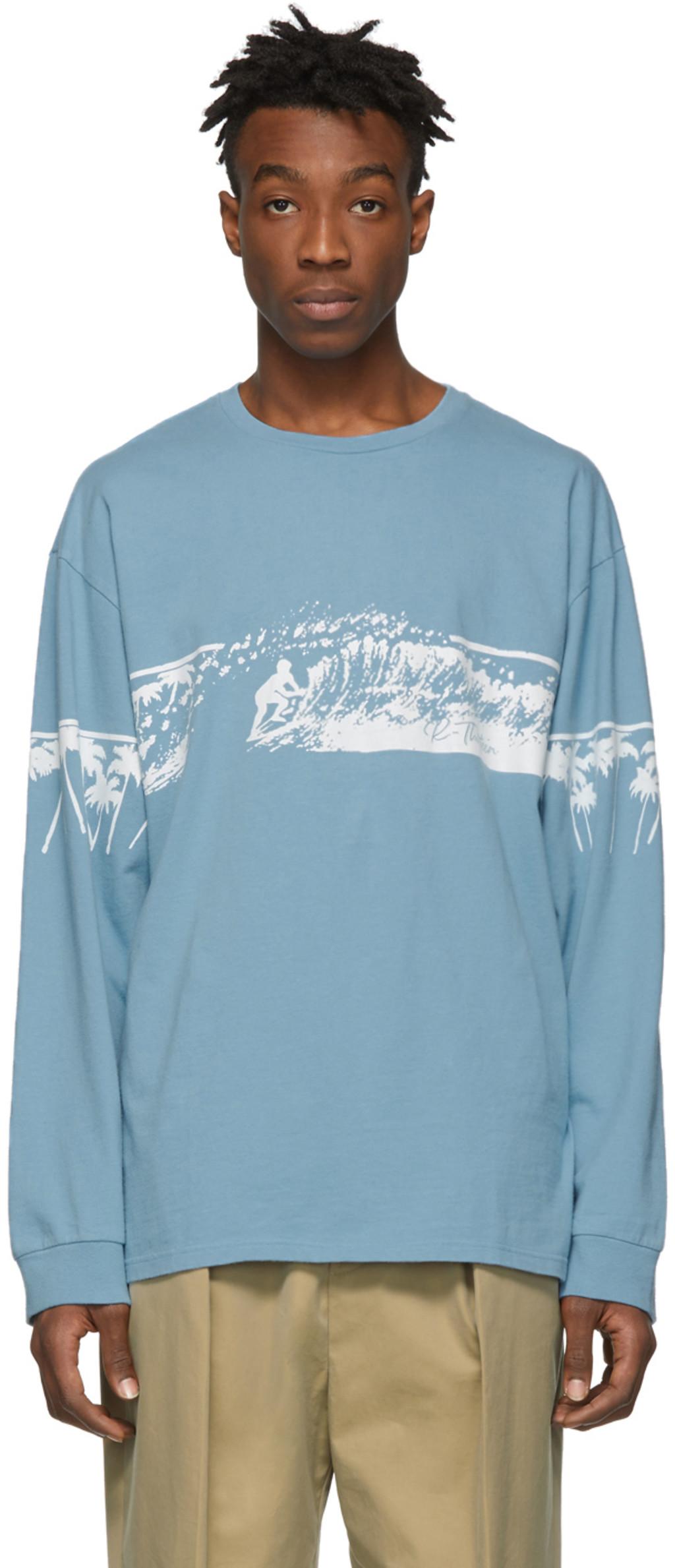 640f5f7693 R13 t-shirts for Men | SSENSE