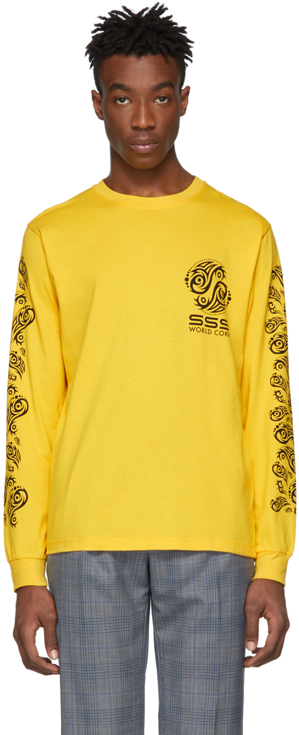 a0cecdf9 Sss World Corp for Men SS19 Collection | SSENSE