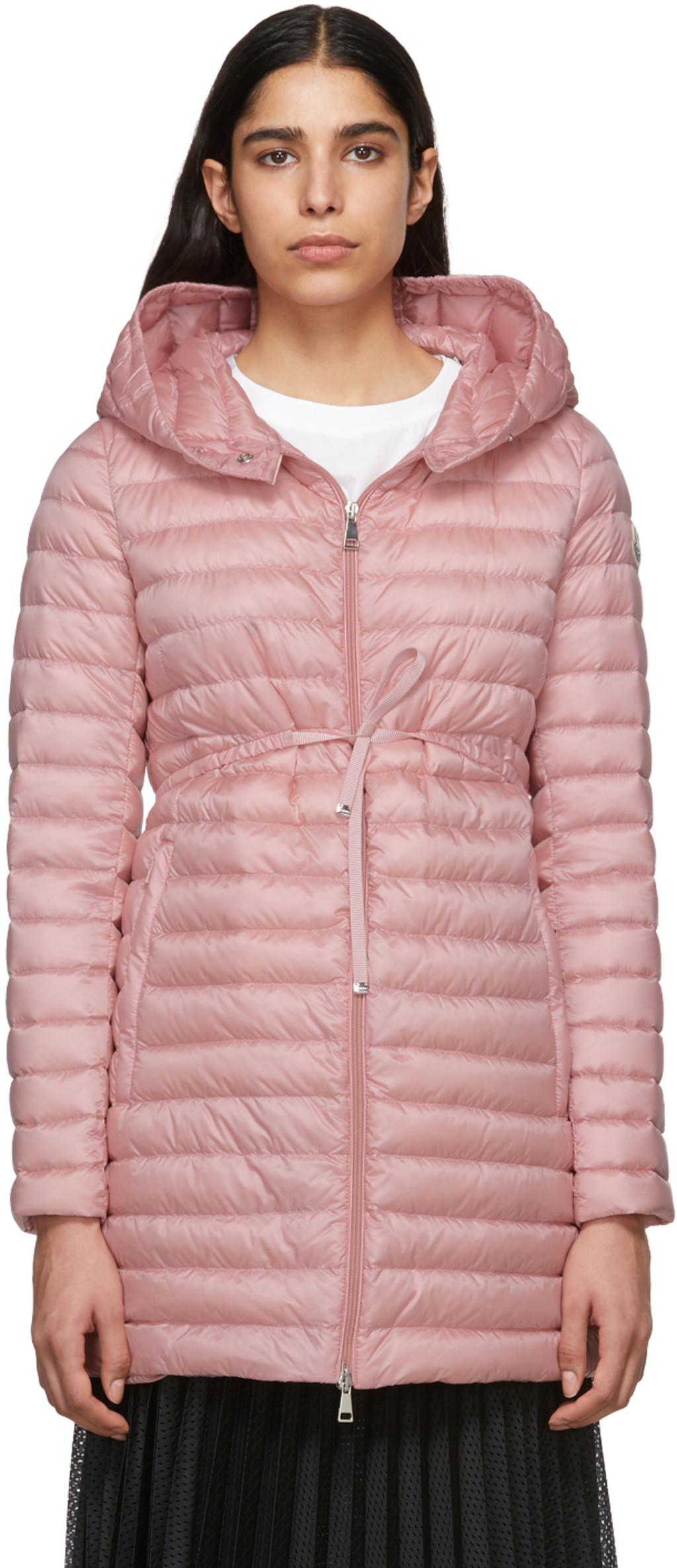 6a4d63818 Pink Down Barbel Jacket