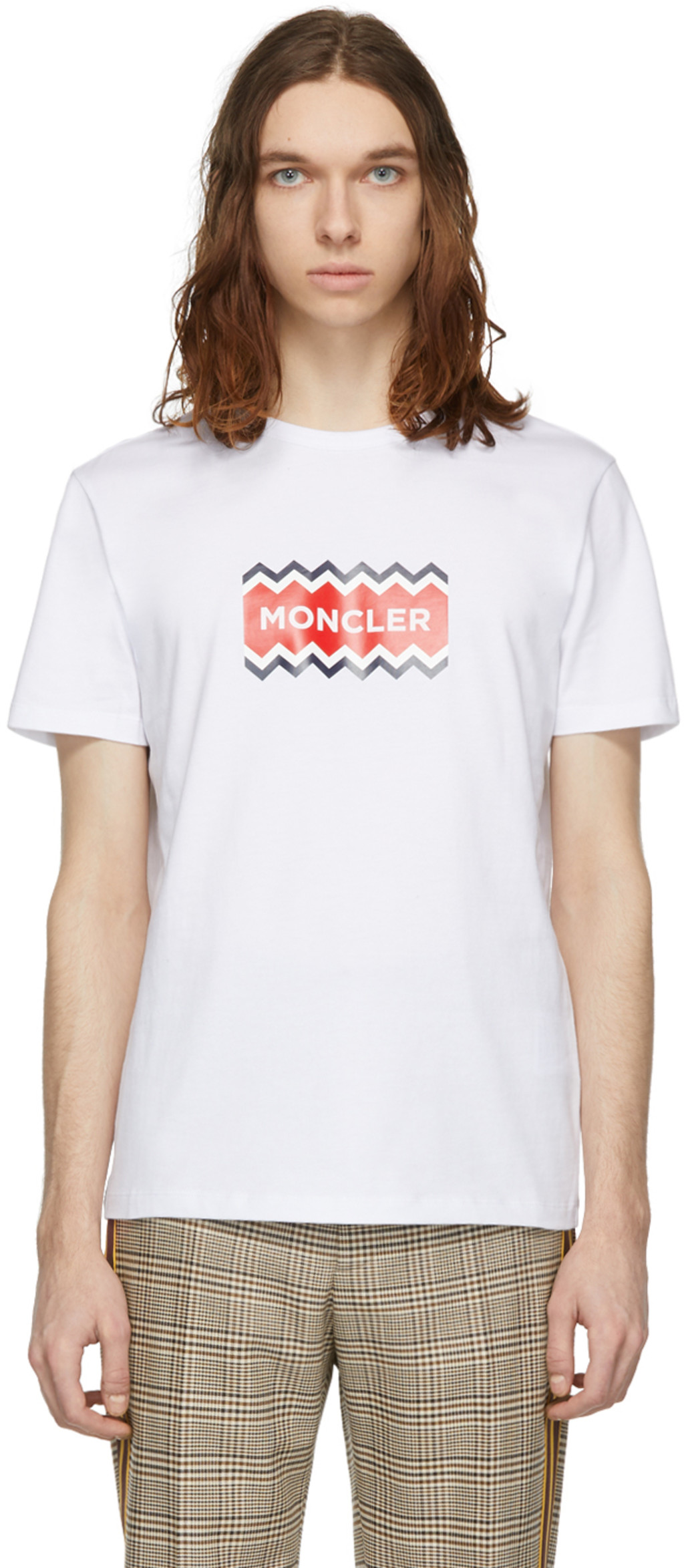 65f73cd7d757 Moncler t-shirts for Men