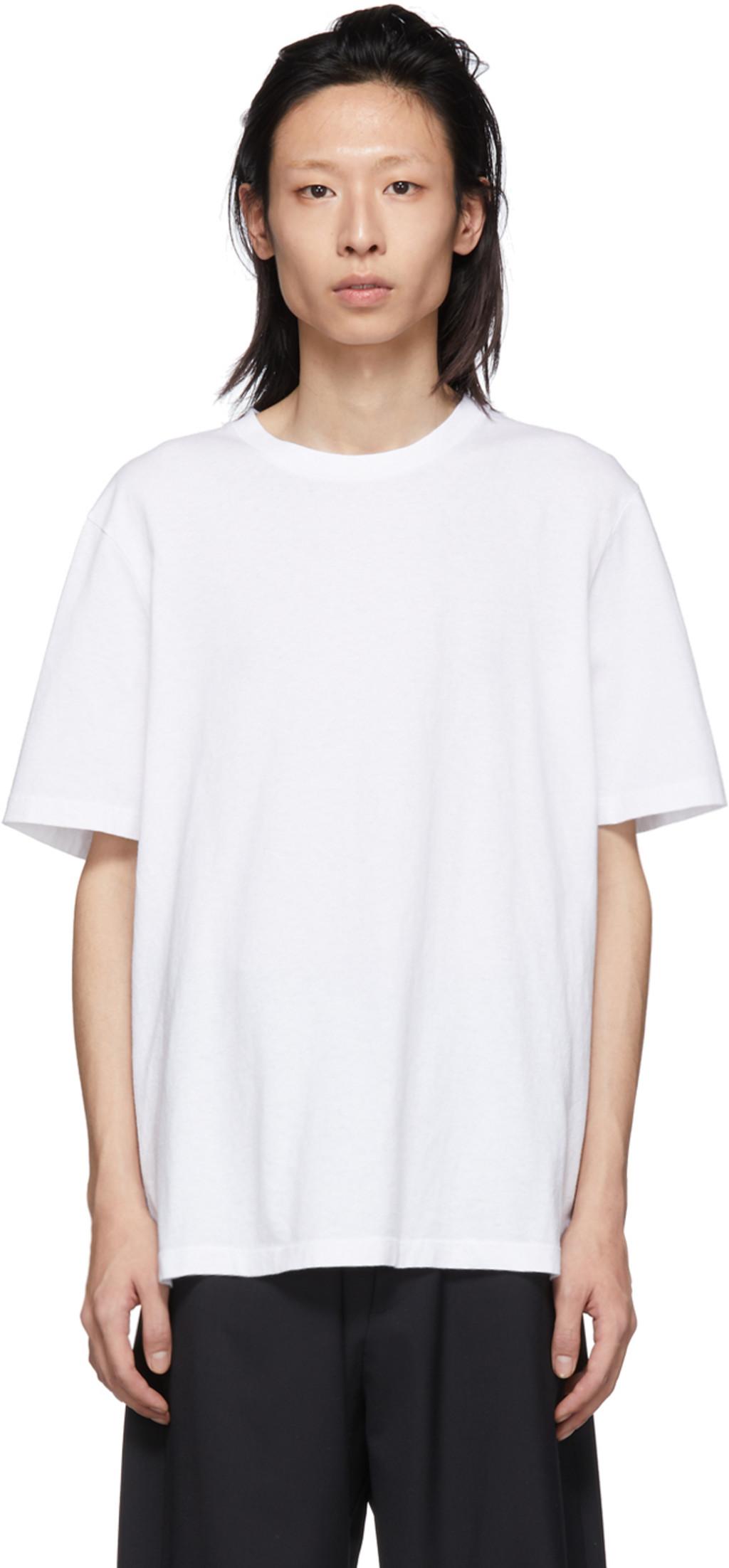 4c9eef223ac3 Helmut Lang t-shirts for Men | SSENSE