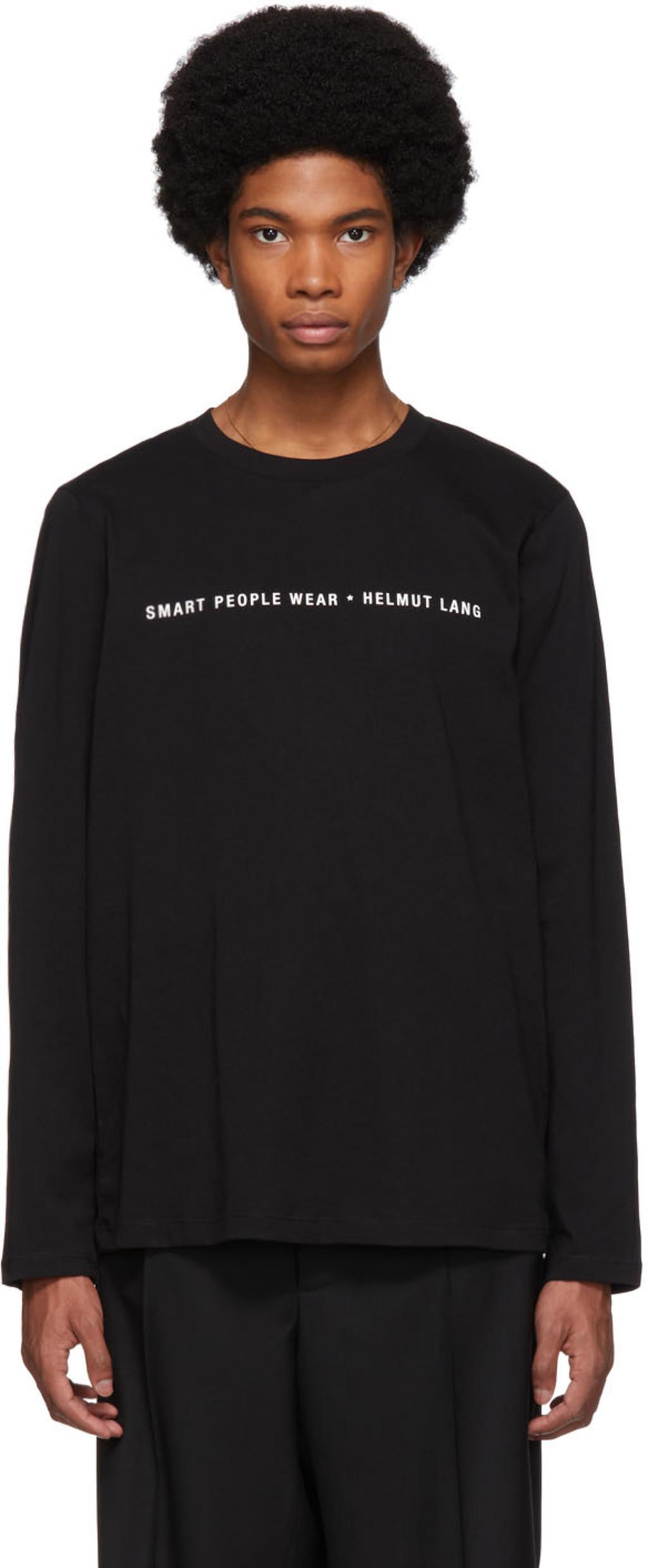 bcf9717c5a03b Helmut Lang t-shirts for Men | SSENSE