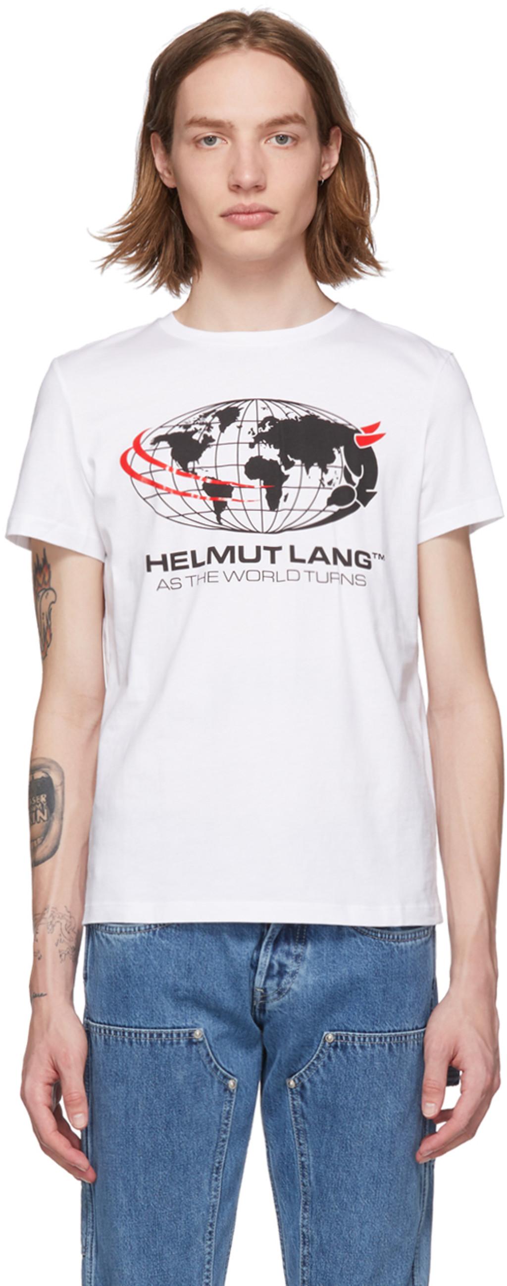 b56f1d3afc Helmut Lang t-shirts for Men | SSENSE