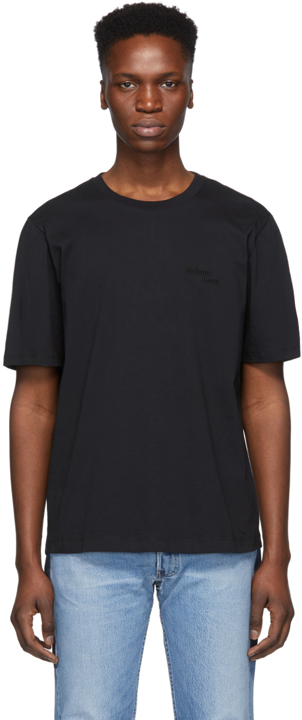 b4ab0b3b Helmut Lang t-shirts for Men | SSENSE