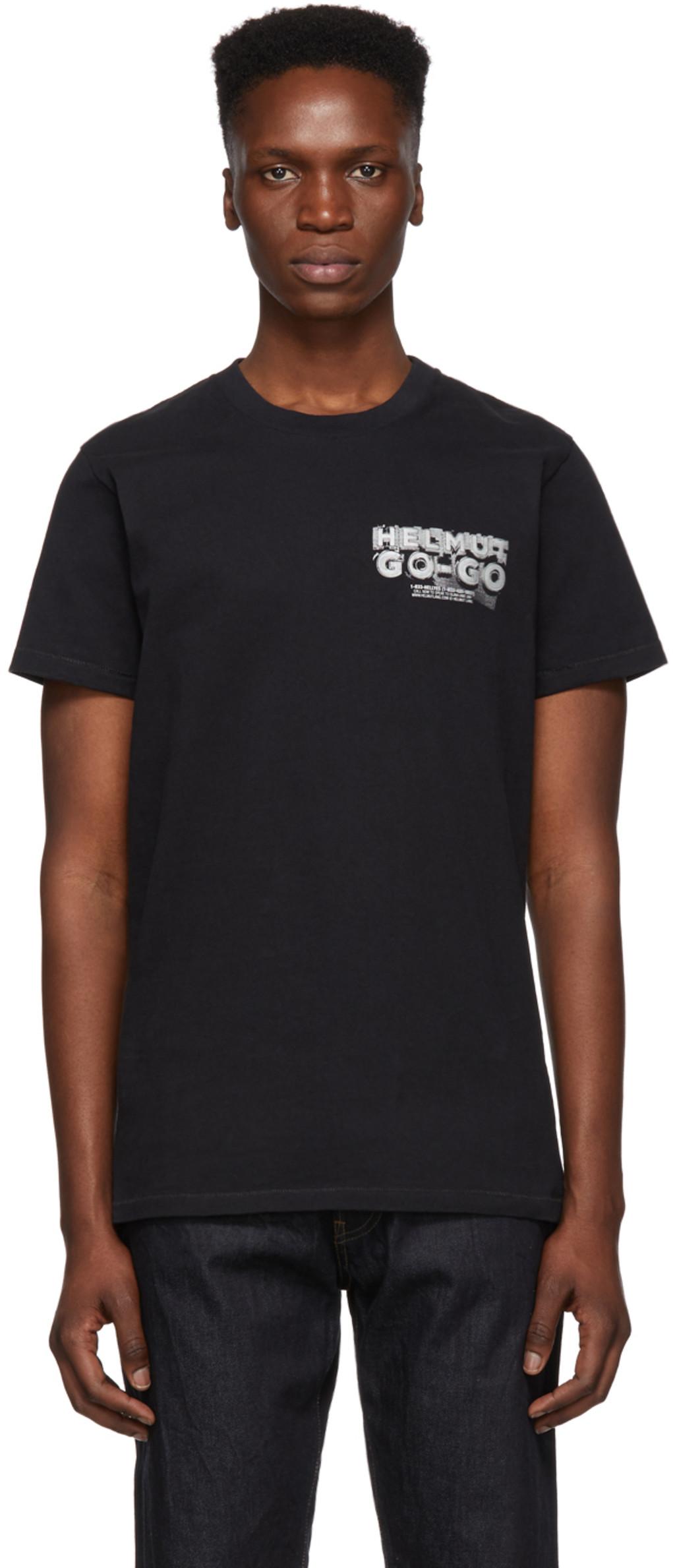 c686f7885 Helmut Lang t-shirts for Men | SSENSE