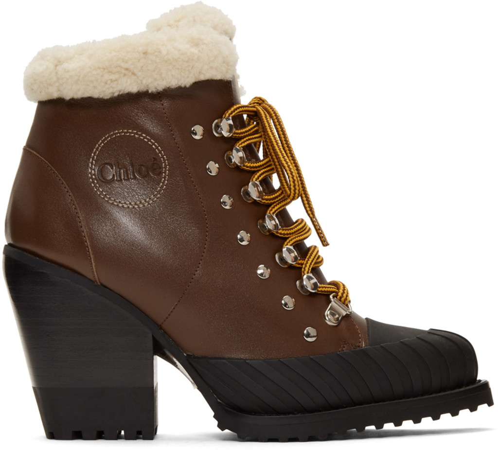310c3ab7e5a Brown Lined Rylee Mountain Boots