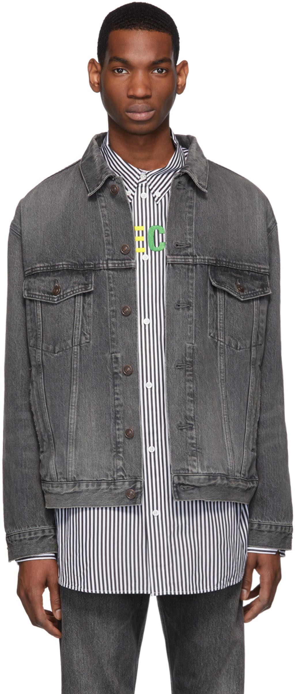 b225fafdc0 Balenciaga manteaux et vestes pour Hommes | SSENSE France
